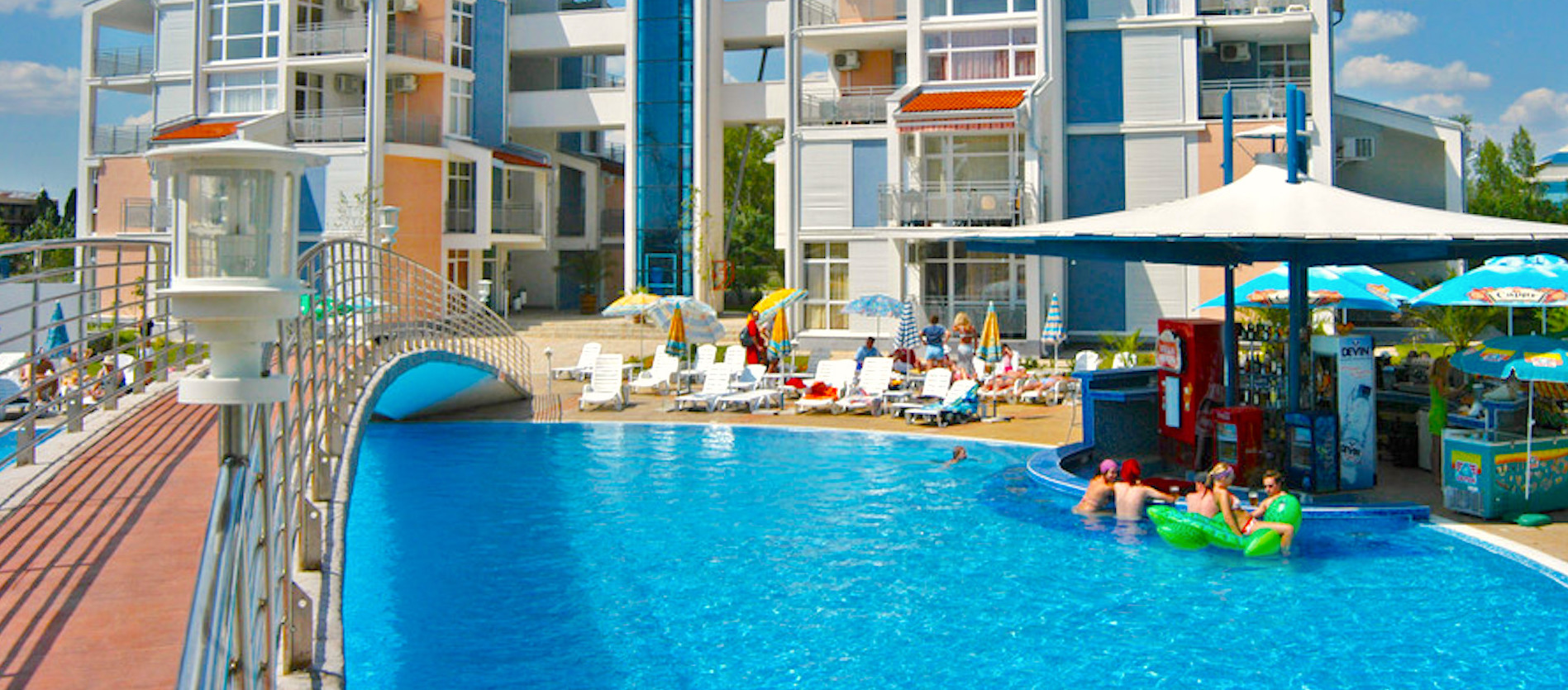 Apartments Hotel Elit 2, Sunny beach